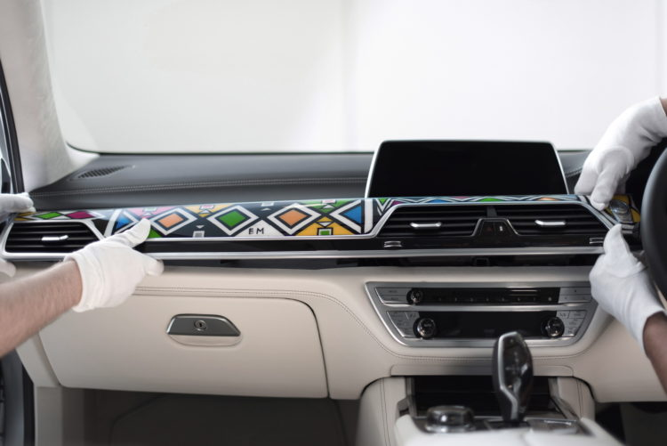 BMW Individual 7 Series by Esther Mahlangu-10
