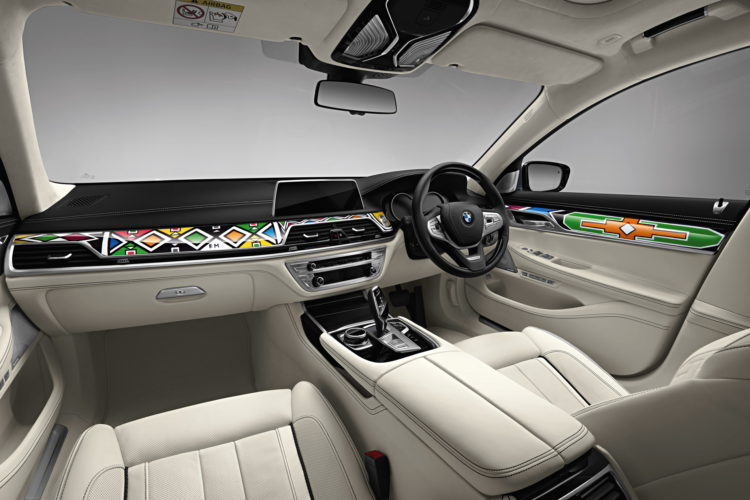 BMW Individual 7 Series by Esther Mahlangu 15 750x500