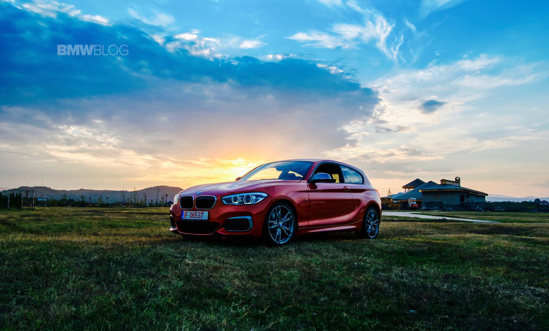 BMW M140i test drive 15