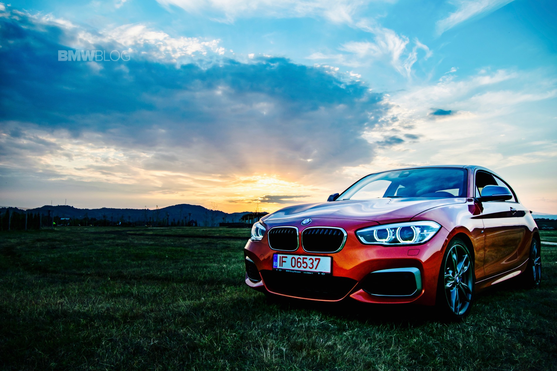 BMW M140i test drive 17