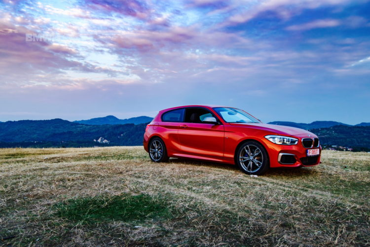 VIDEO: BMW M140i with 750 Horsepower Shows Off at Drag Strip