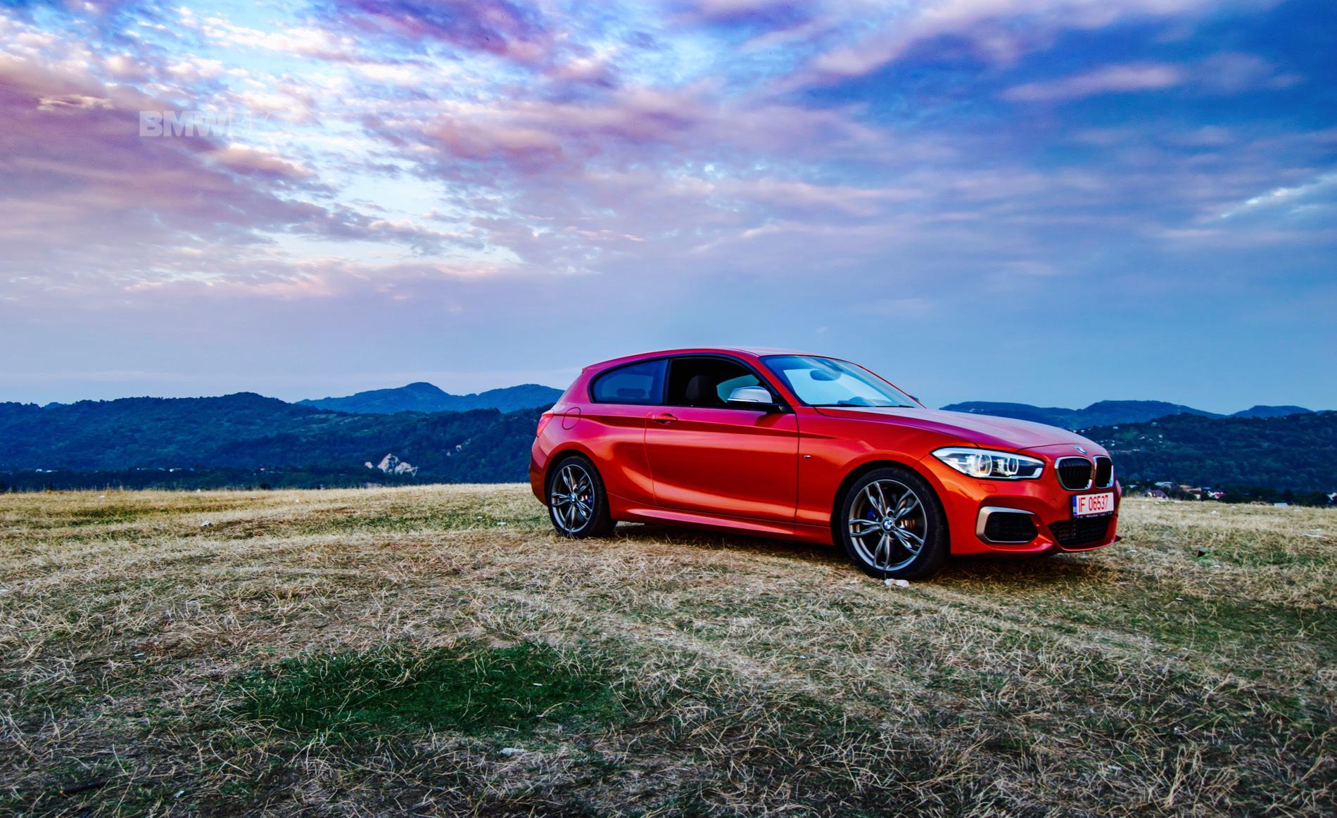 BMW M140i test drive 19