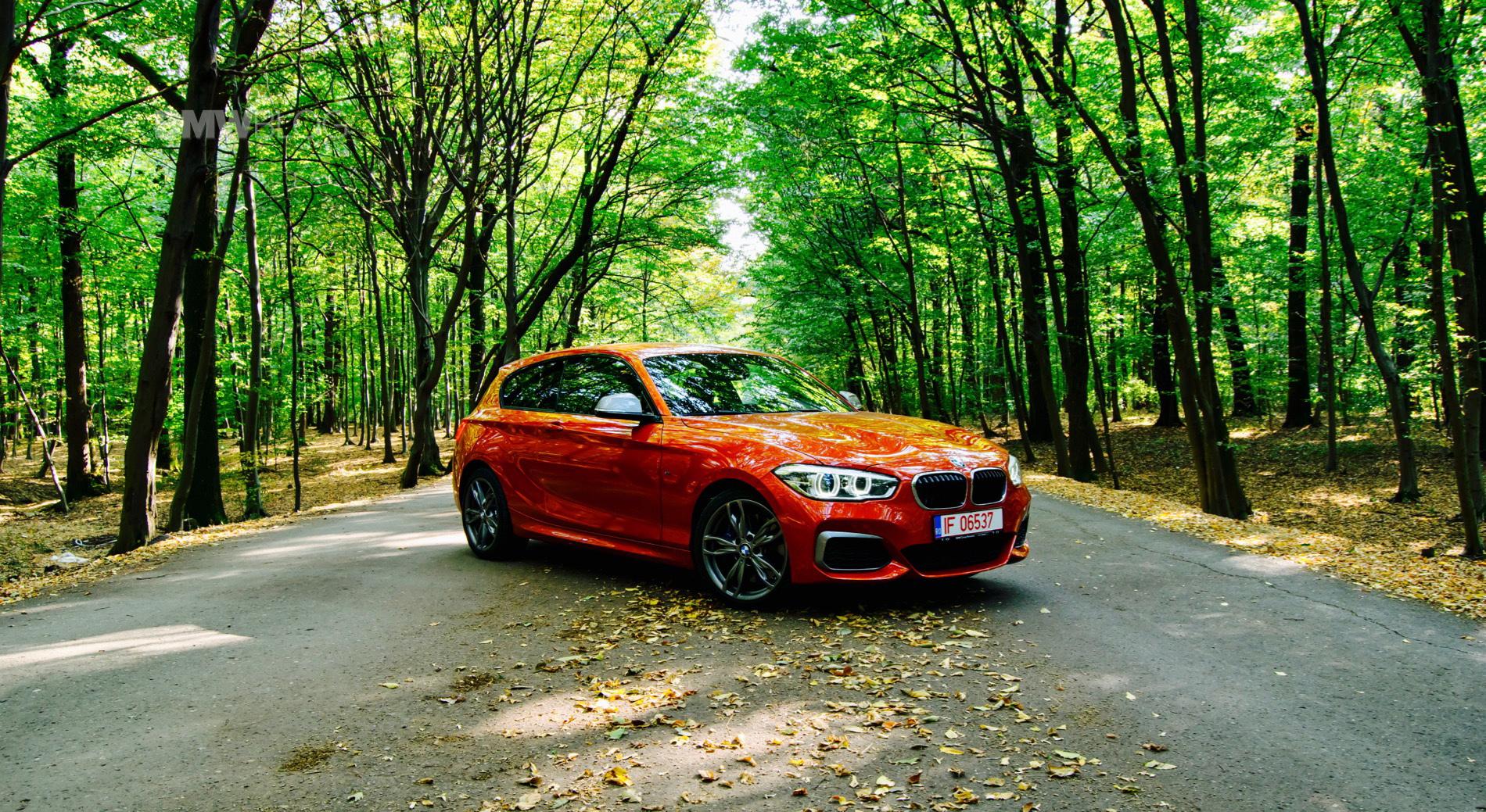 BMW M140i test drive 24