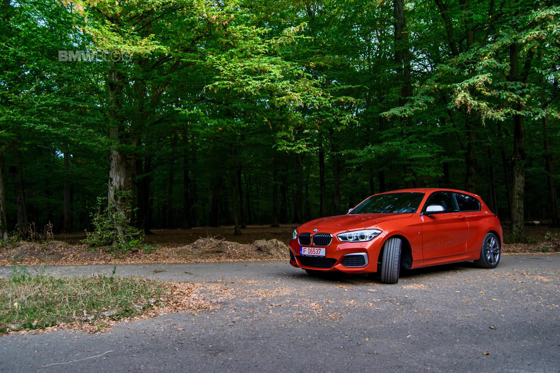 BMW M140i test drive 42