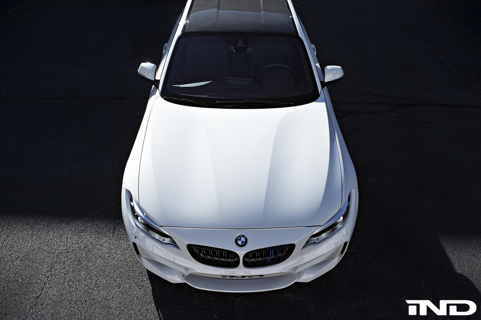 BMW M2 Carbon fiber roof