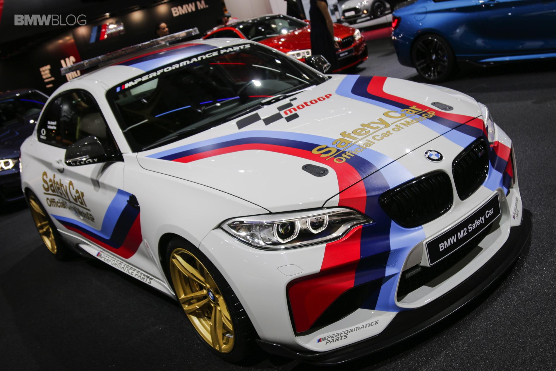 BMW M2 Safety Car 1