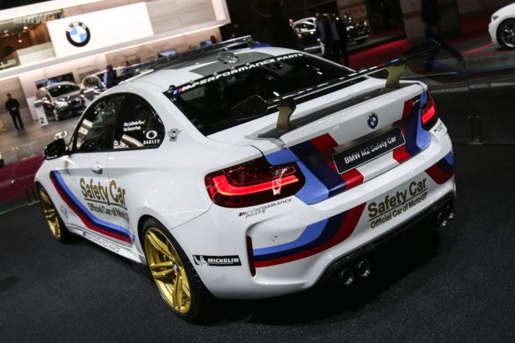 BMW M2 Safety Car 9 750x500