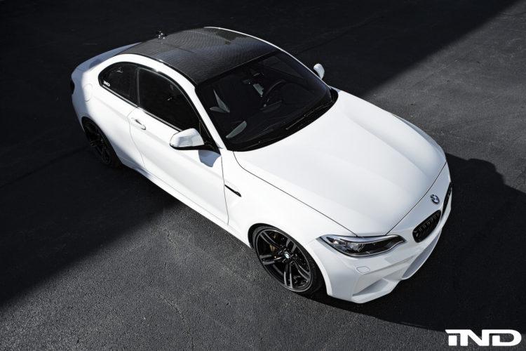BMW M2 carbon fiber roof 2 750x500