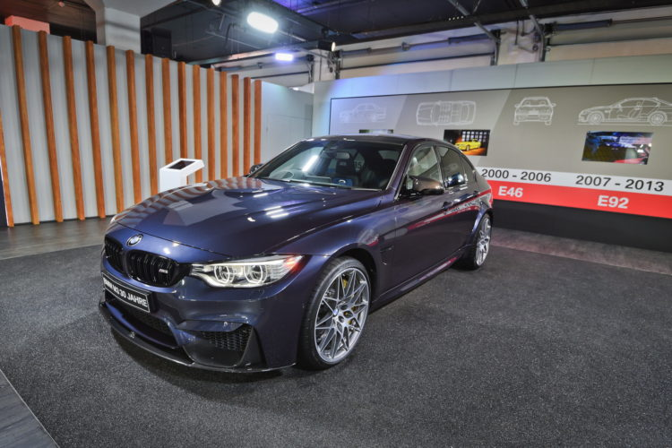 BMW M3 30 years M3 south africa 3 750x500