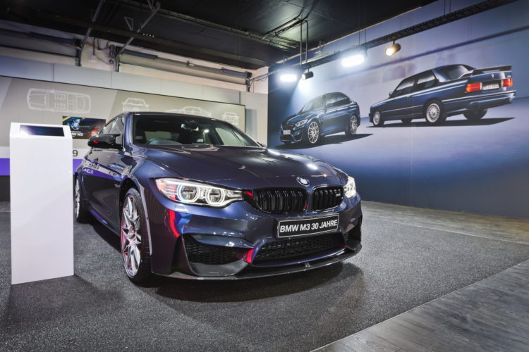 BMW M3 30 years M3 south africa 4 750x500