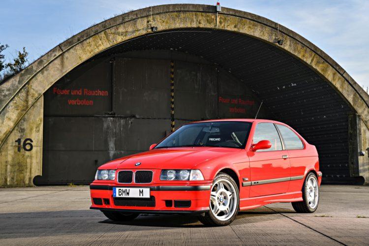 BMW M3 E36 Compact 750x500