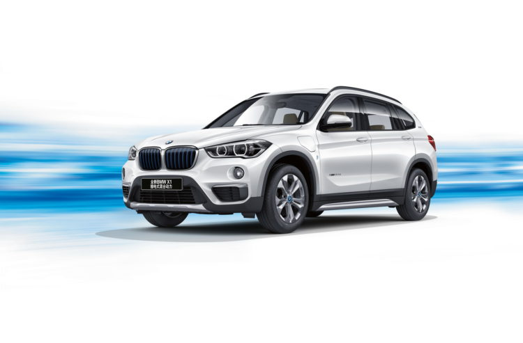 BMW X1 xDrive25Le iPerformance 750x493