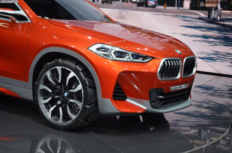 BMW X2 Concept 2016 Paris Live Fotos 18 750x497