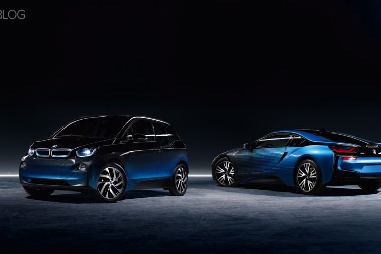 BMW i3 and the BMW i8 Garage Italia CrossFade 1 750x500