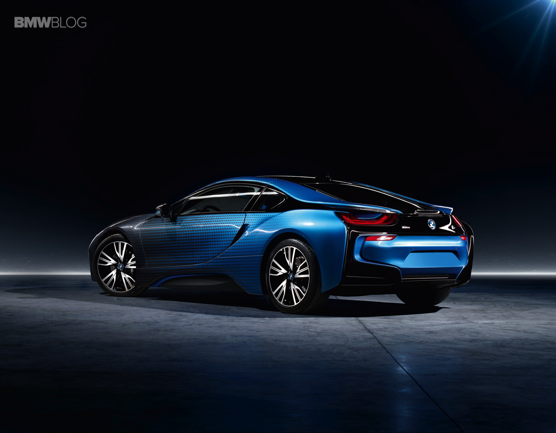 BMW i3 and the BMW i8 Garage Italia CrossFade 16