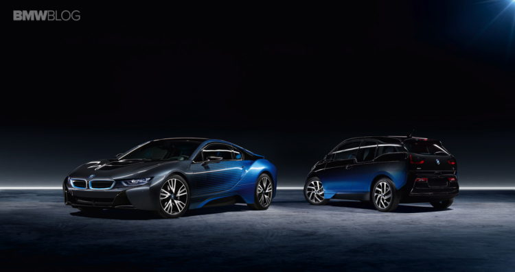 BMW i3 and the BMW i8 Garage Italia CrossFade 2 750x397