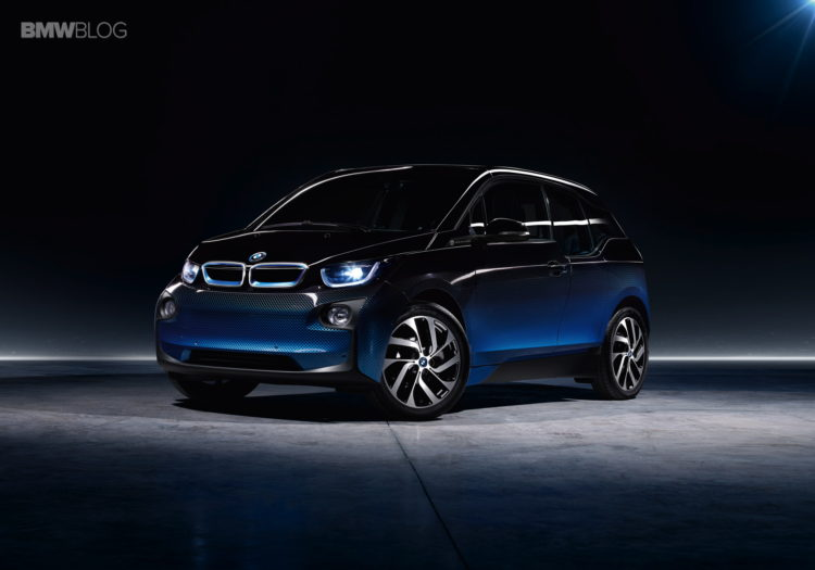BMW i3 and the BMW i8 Garage Italia CrossFade-8