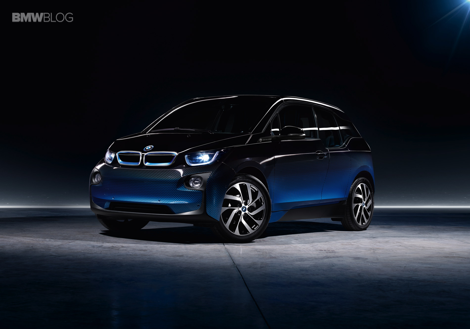 BMW i3 and the BMW i8 Garage Italia CrossFade 8