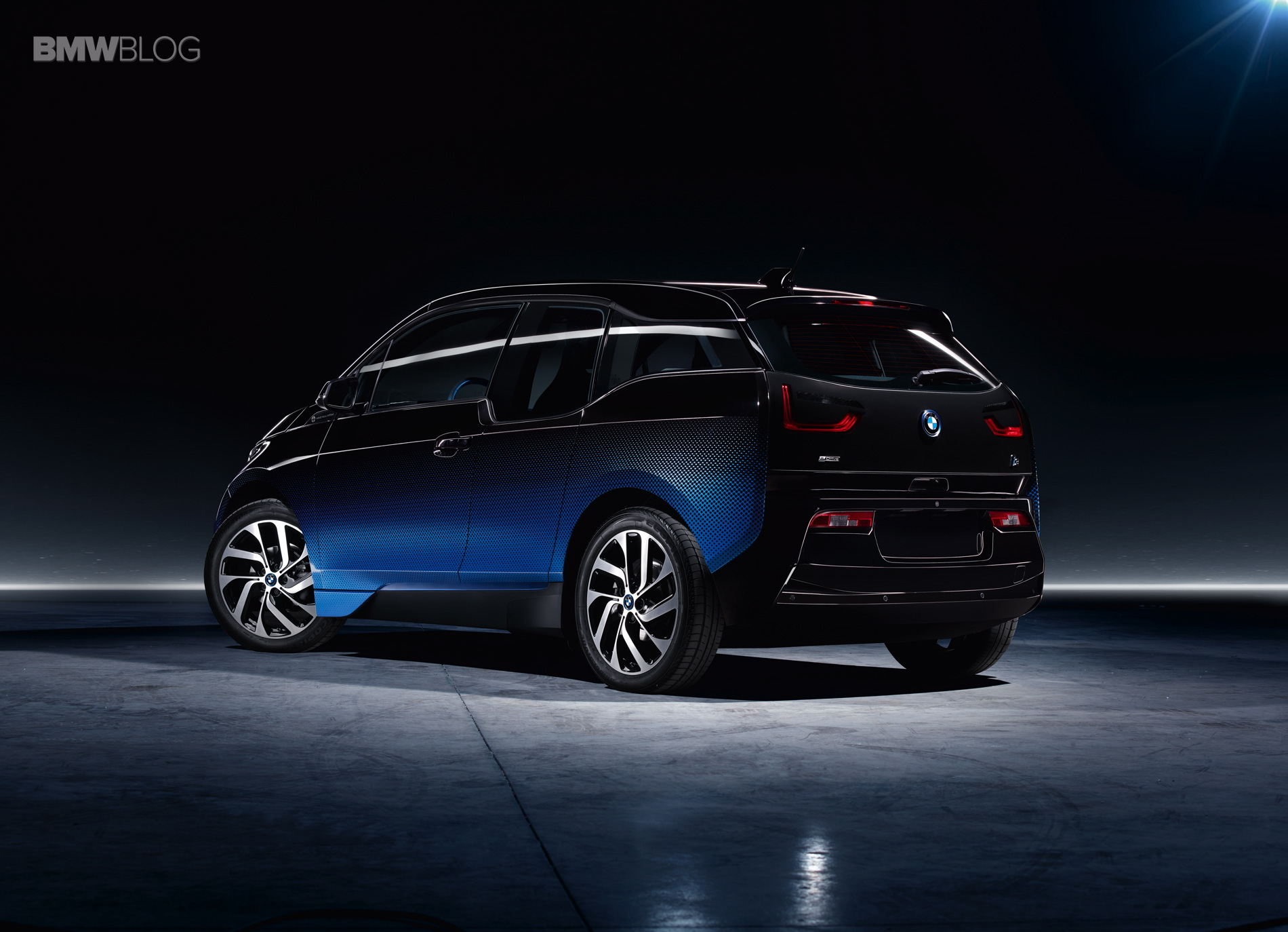 BMW i3 and the BMW i8 Garage Italia CrossFade 9