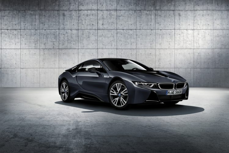 BMW i8 Dark Silver Edition2 750x500