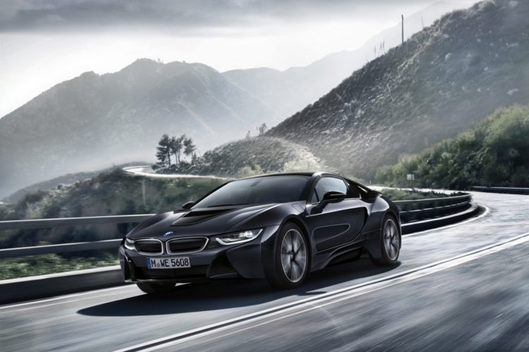 BMW i8 Dark Silver Edition7 750x500