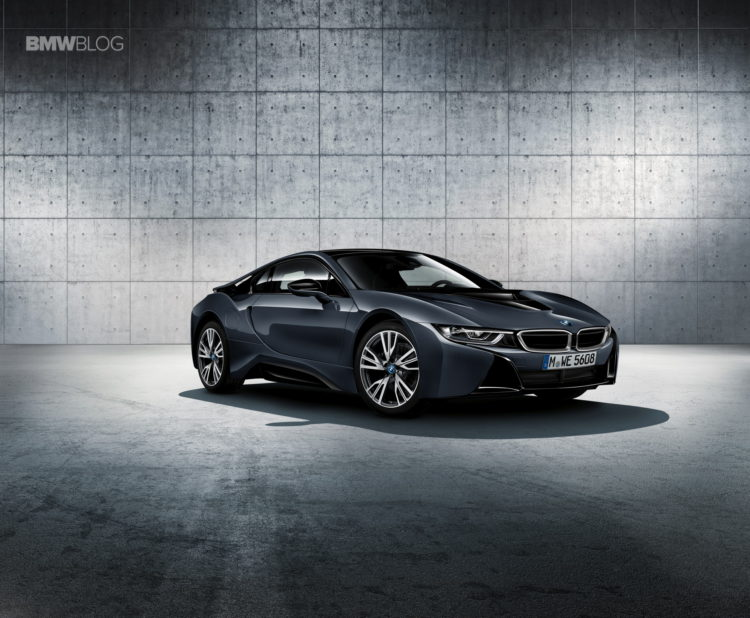 BMW i8 Protonic Dark Silver Edition 1 750x618