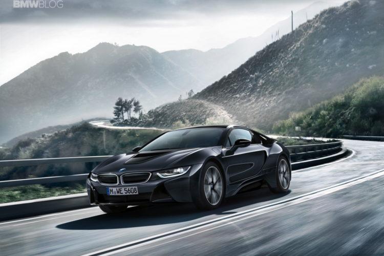 BMW i8 Protonic Dark Silver Edition 6 750x500