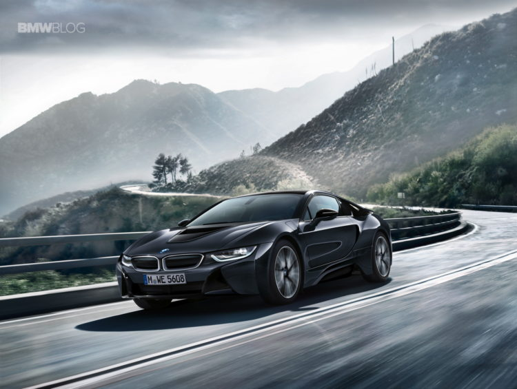 BMW i8 Protonic Dark Silver Edition 6 750x565
