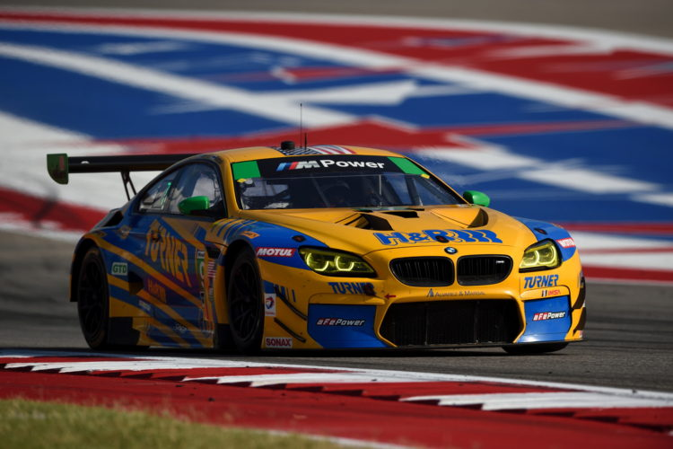 Lone Star Le Mans Race BMW M6 GT3 Turner 1 750x500