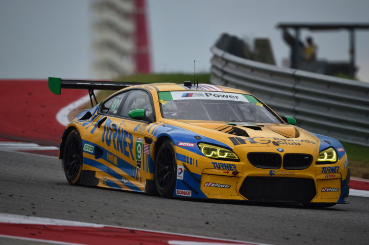 Lone Star Le Mans Race BMW M6 GT3 Turner 10 750x498
