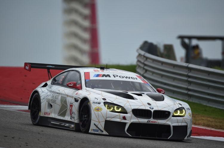 Lone Star Le Mans Race BMW M6 GTLM 14 750x498