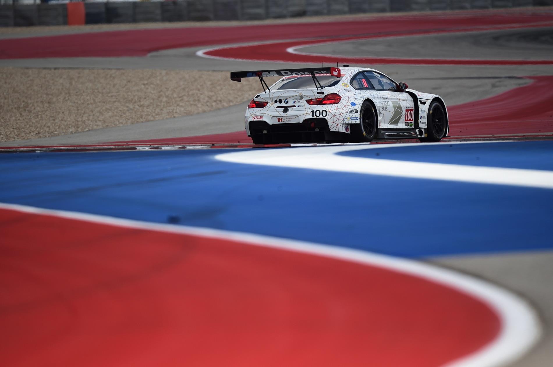 Lone Star Le Mans Race BMW M6 GTLM 24