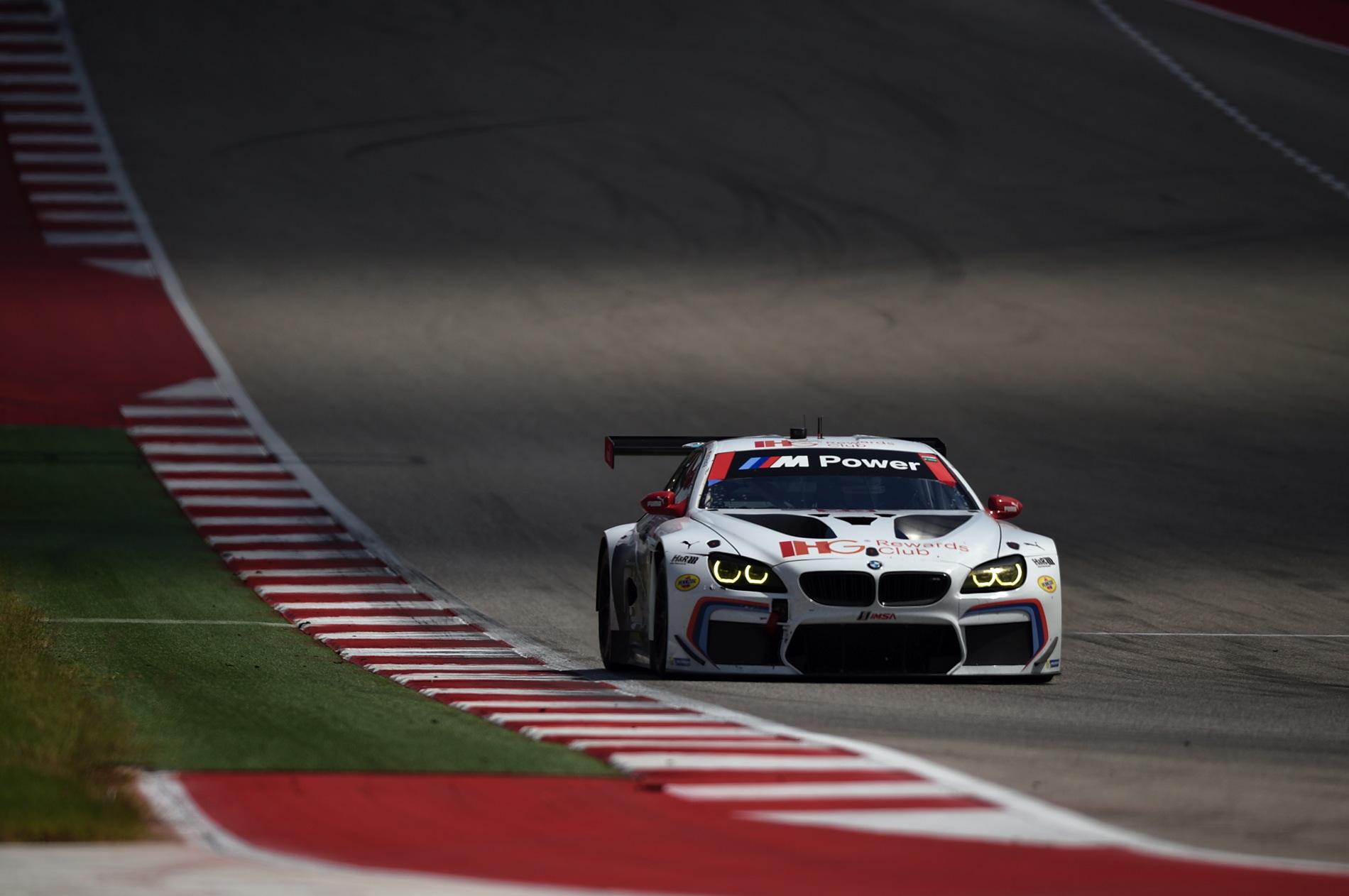 Lone Star Le Mans Race BMW M6 GTLM 30