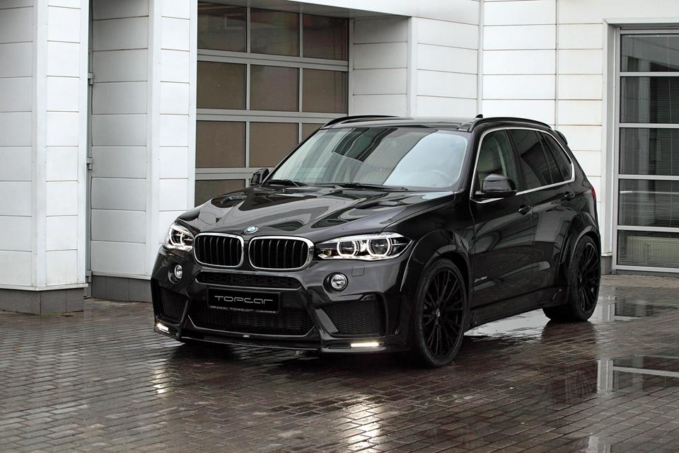 Lumma BMW X5 CLR RS 3