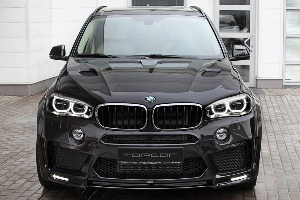 Lumma BMW X5 CLR RS 6