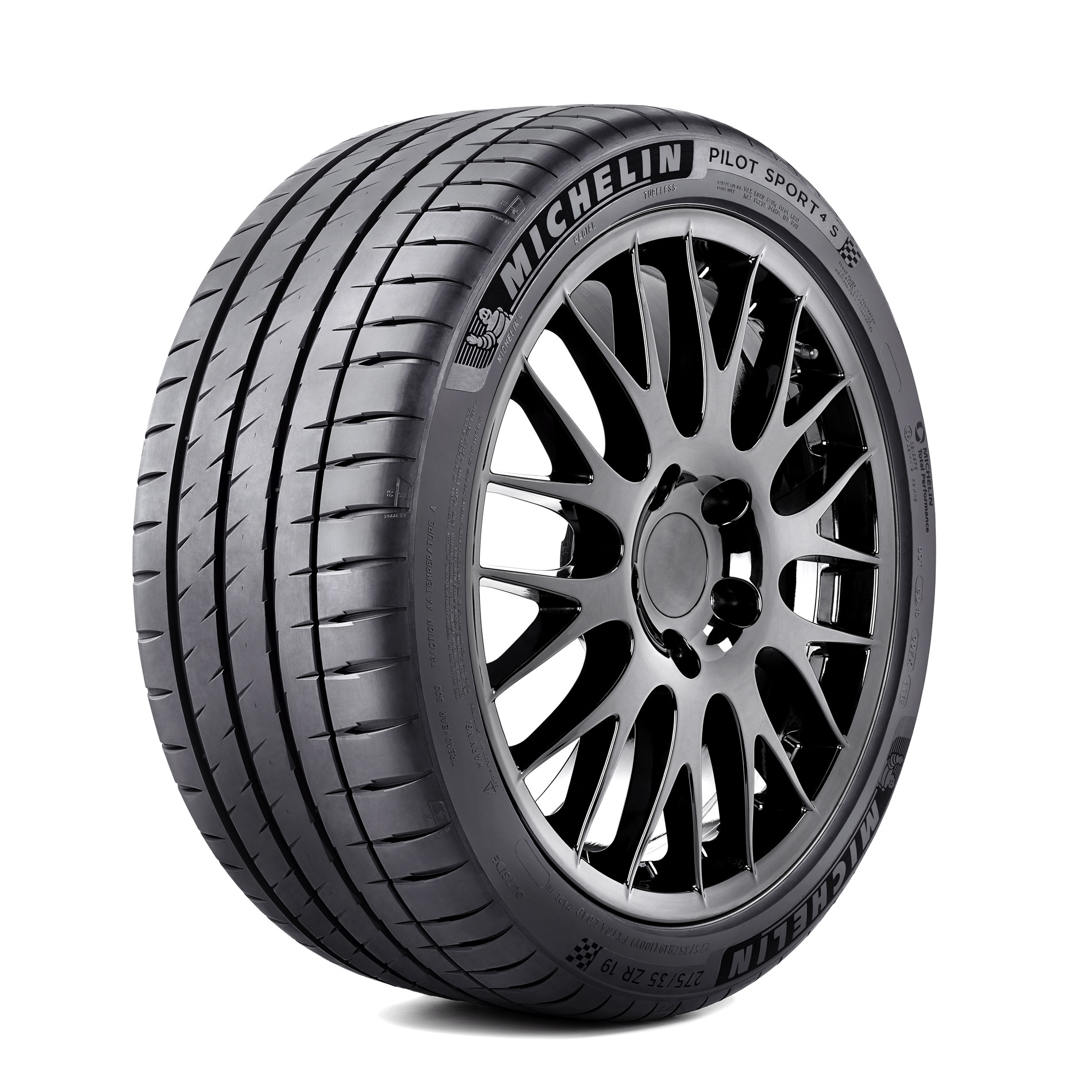 Michelin Pilot Sport 4 4