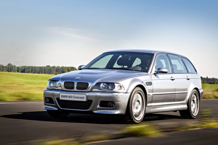 Secret BMW E46 Touring 750x500