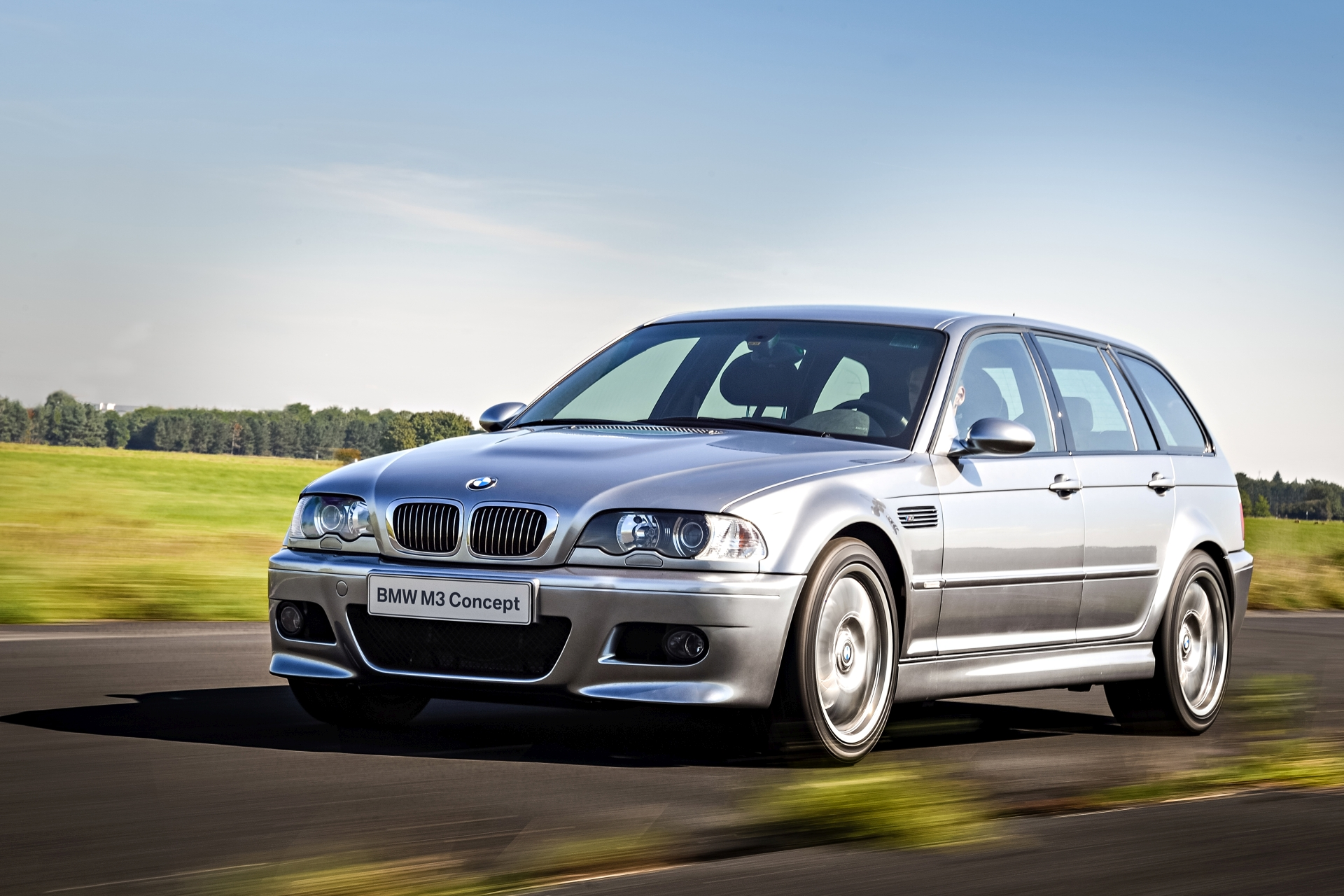 Secret BMW E46 Touring