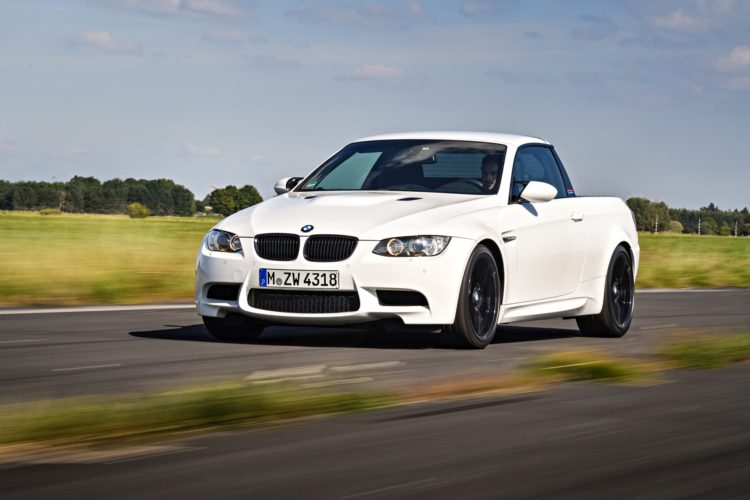 Secret BMW M3101