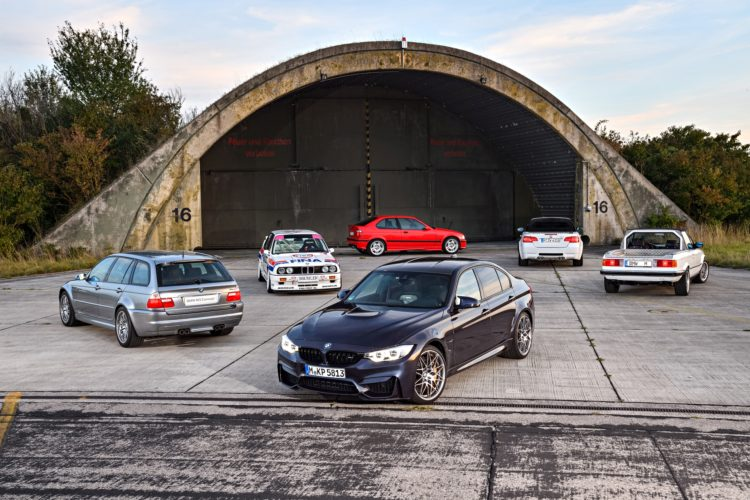 Secret BMW M3127