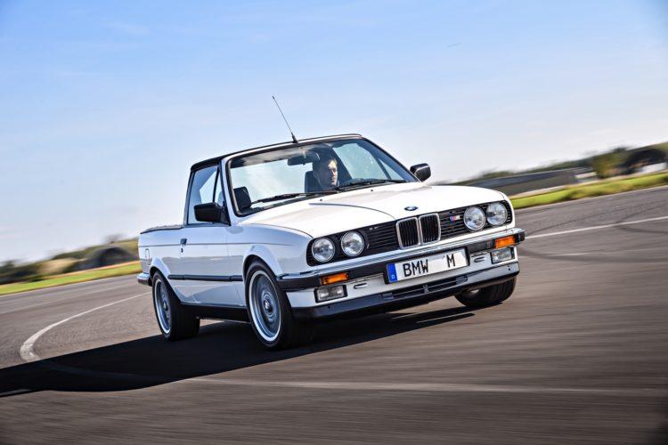 Secret BMW M32