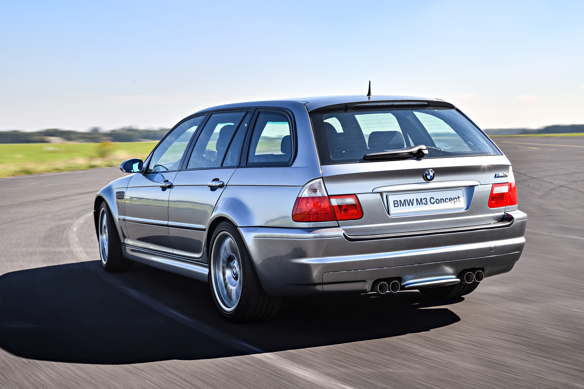 The One Off Bmw E46 M3 Touring