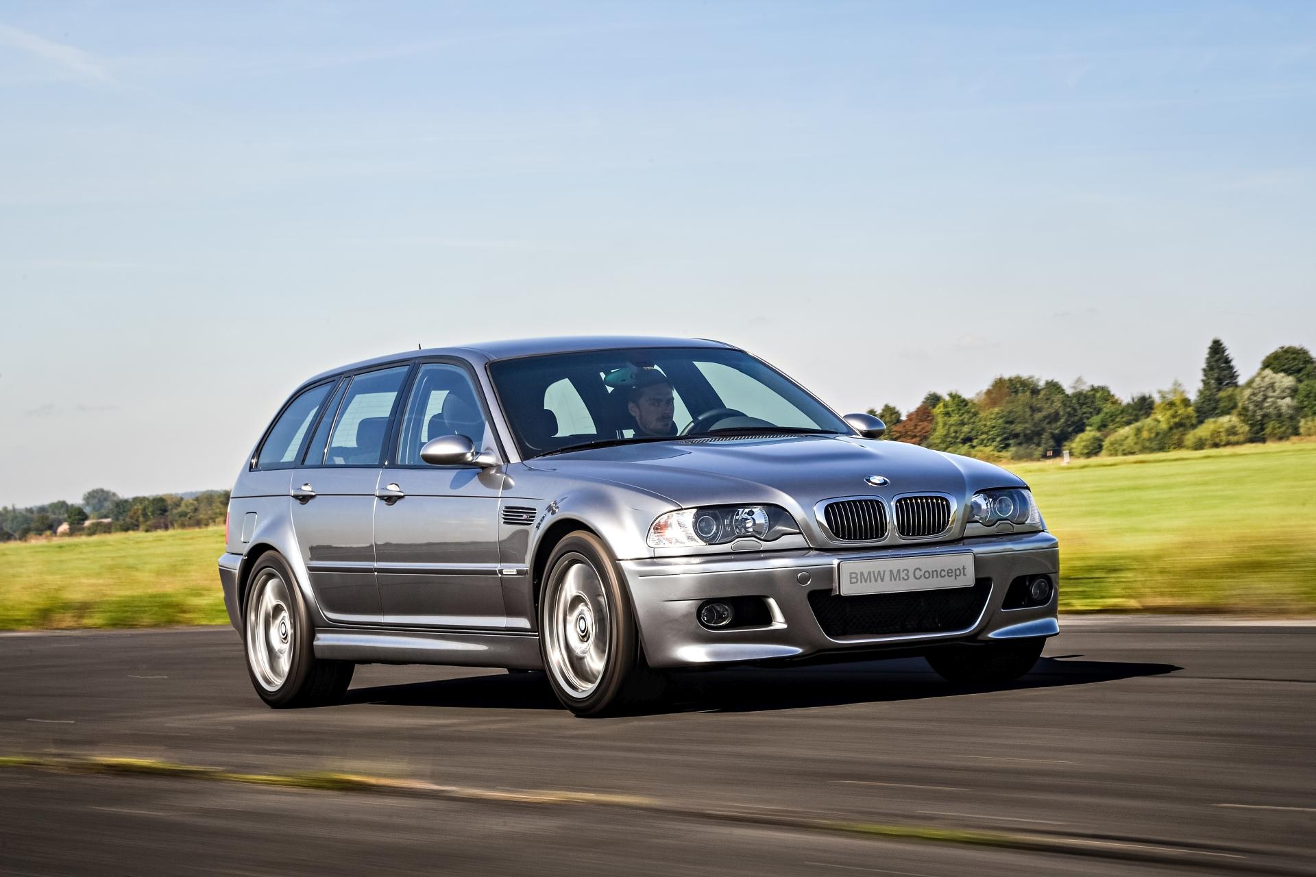 Secret BMW M369