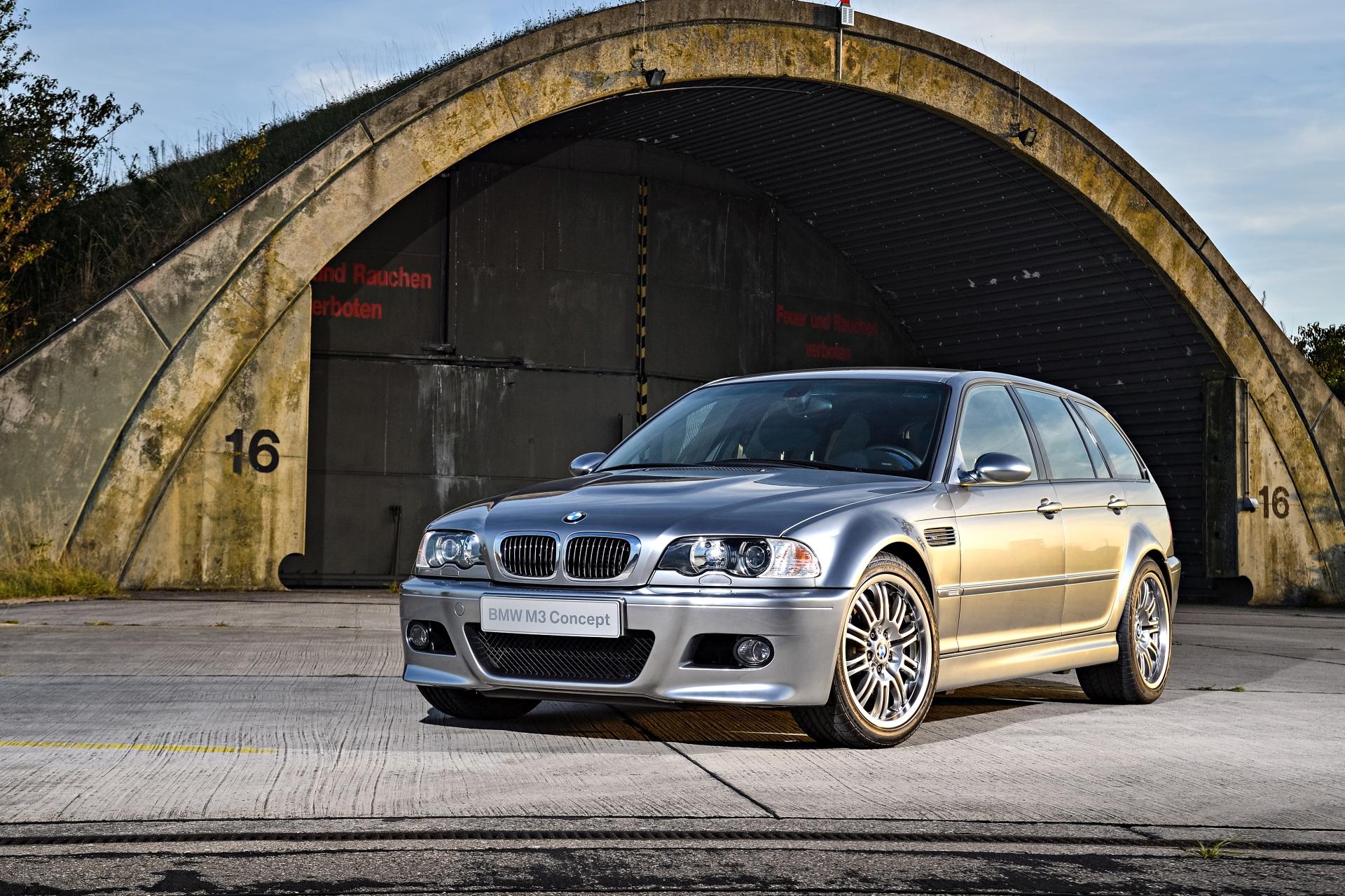 Secret BMW M372