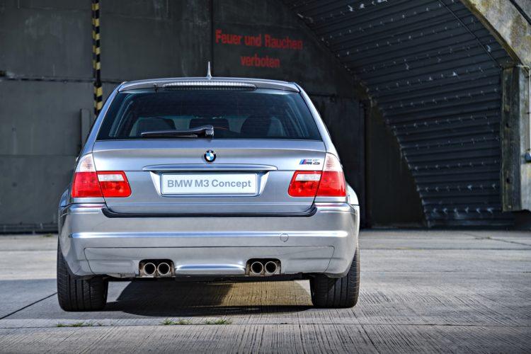 Secret BMW M375