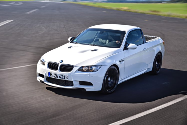 Secret BMW M398