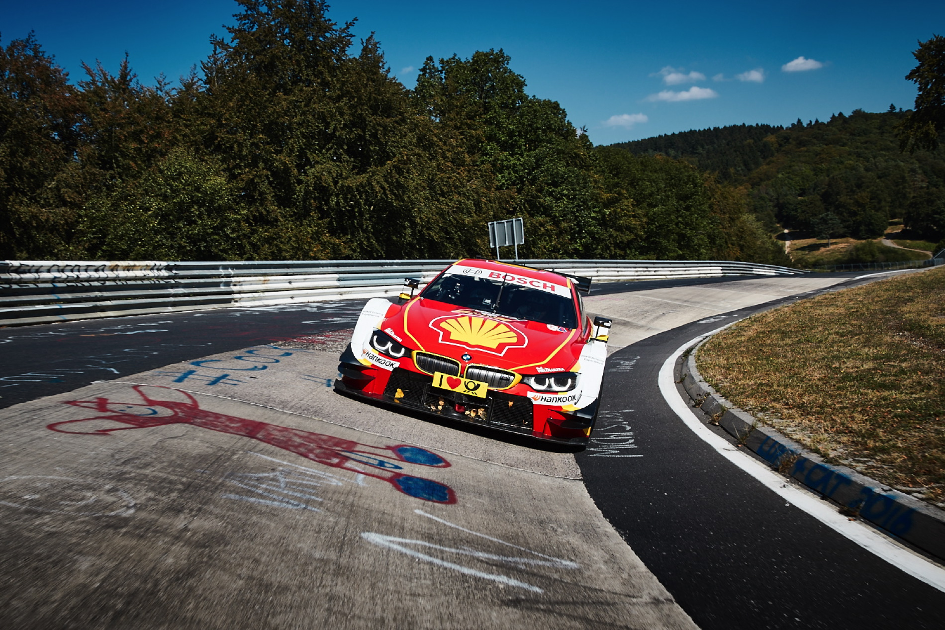 Shell BMW M4 DTM 1