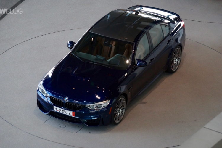 Tanzanite Blue BMW M3 European Delivery 1 750x500