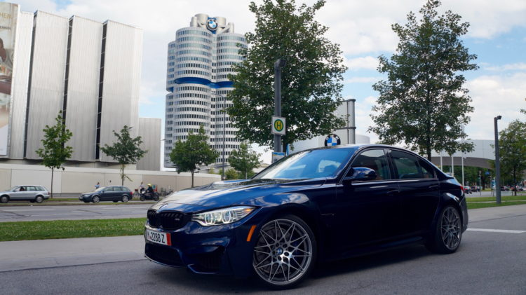 Tanzanite Blue BMW M3 European Delivery 2 750x421