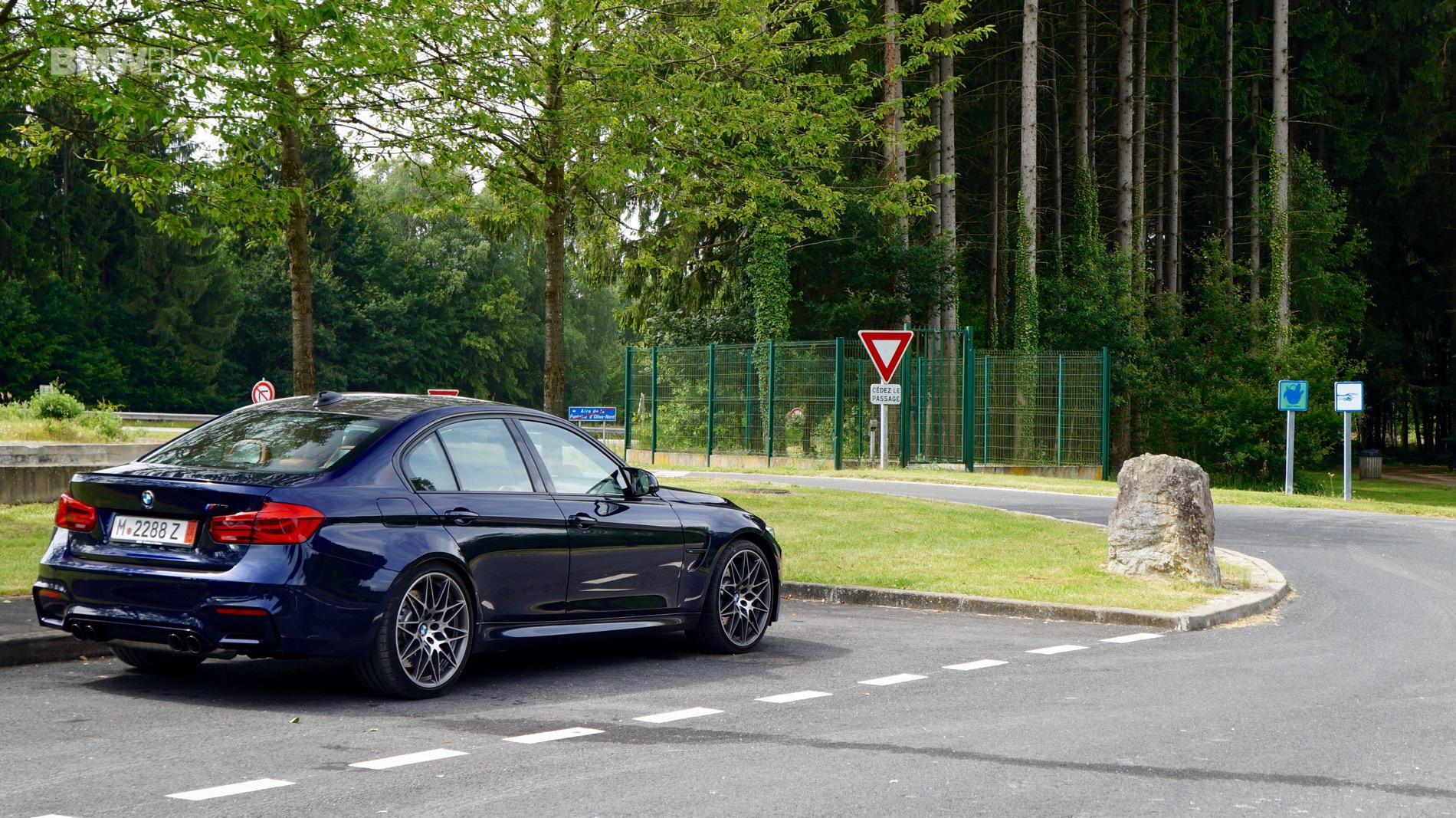 "Bmw European Delivery >> ""TanzaniteMonster"" BMW M3 European Delivery"